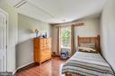 Bedroom #3 w/pull down steps to attic - 732 HUNTON PL NE, LEESBURG
