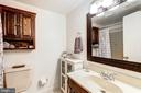 Full bath - 12705 LOTTE DR #103, WOODBRIDGE