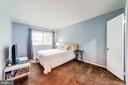 Master bedroom - 12705 LOTTE DR #103, WOODBRIDGE