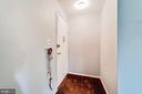 Entrance to your new home - 12705 LOTTE DR #103, WOODBRIDGE