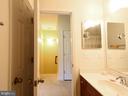 Full Bath Upstairs - 9030 PHITA LN, MANASSAS PARK
