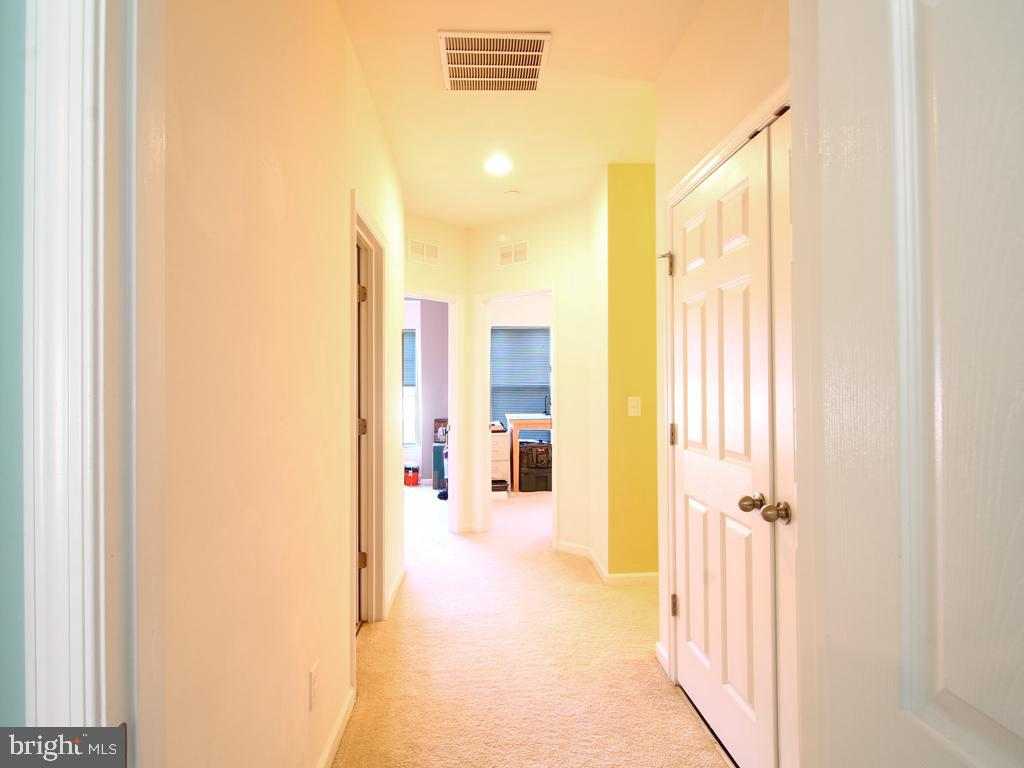 Upstairs Hallway - 9030 PHITA LN, MANASSAS PARK