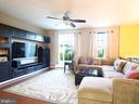 Living Room - 9030 PHITA LN, MANASSAS PARK