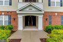 Front of your new home - 42421 ROCKROSE SQ #202, BRAMBLETON