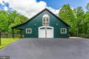 5 stall barn - 9179 OLD DOMINION, MCLEAN