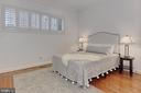 Main Lvl Den/Suite w/ Reach-In Closet + Rec Lights - 42690 EXPLORER DR, BRAMBLETON