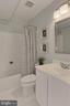 Bathroom #4 w/ Crisp Tiling & Updated Fixtures - 42690 EXPLORER DR, BRAMBLETON