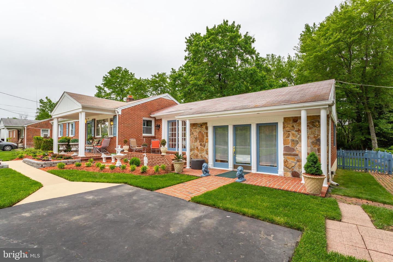 5518 Odell Rd Beltsville Maryland 20705 Single Family