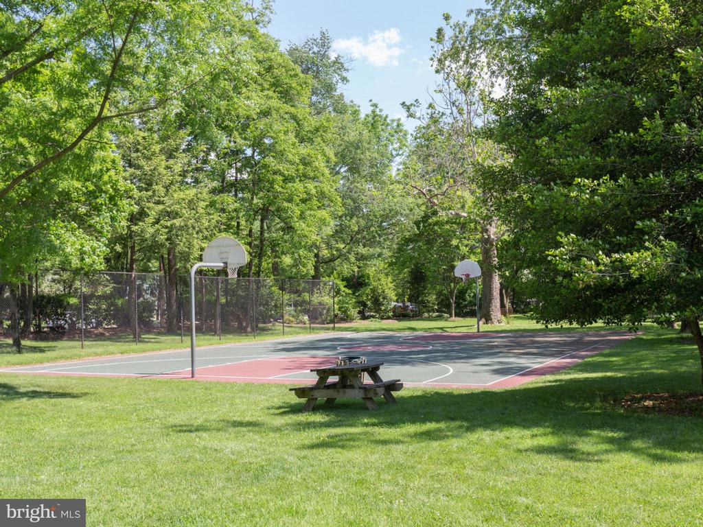 Somerset Basketball Courts - 4810 ESSEX AVE, CHEVY CHASE