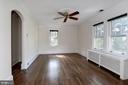 Second bedroom - 2820 FRANKLIN RD, ARLINGTON