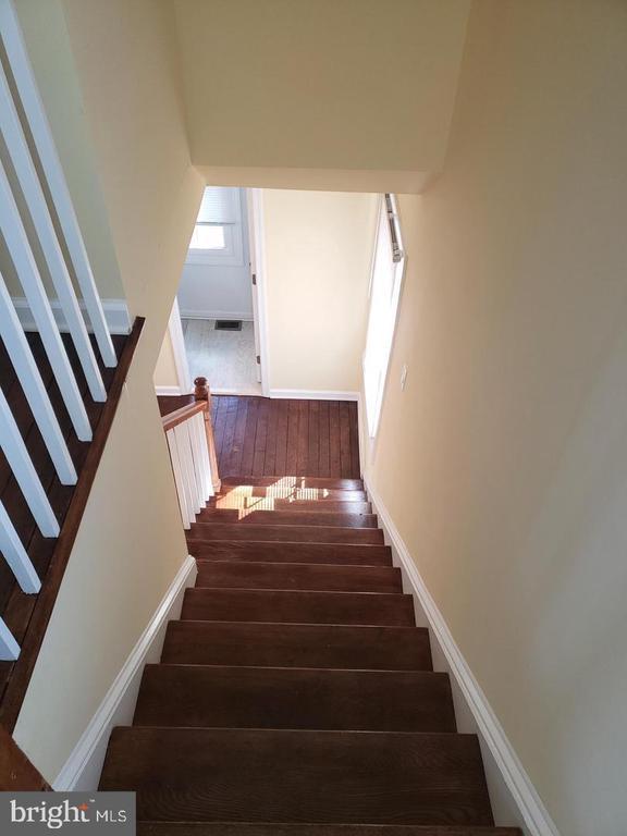 Stair - 4014 71ST AVE, HYATTSVILLE