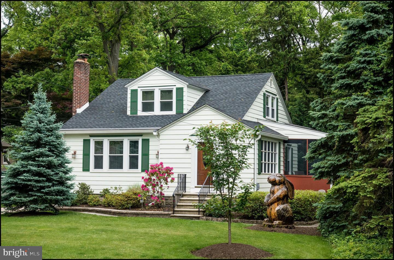 single family homes para Venda às Haddon Township, Nova Jersey 08108 Estados Unidos