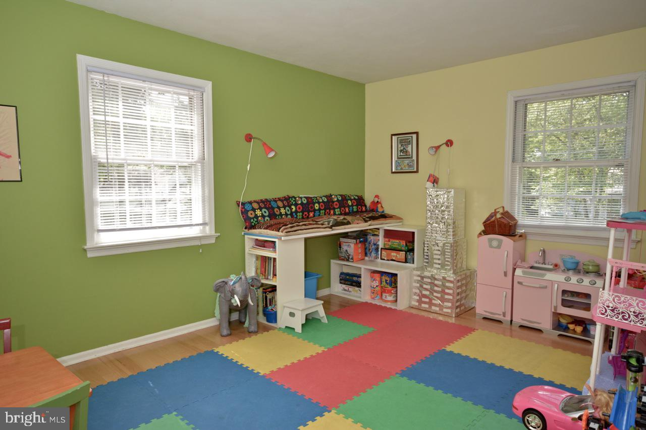 Playroom or second bedroom on first floor.