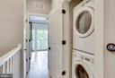 Front-loading full-size washer/dryer and Nest - 4326 GEORGIA AVE NW #402, WASHINGTON