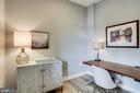 Den/home office - 4326 GEORGIA AVE NW #402, WASHINGTON