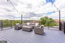 Building roofdeck with panoramic city views! - 4326 GEORGIA AVE NW #402, WASHINGTON