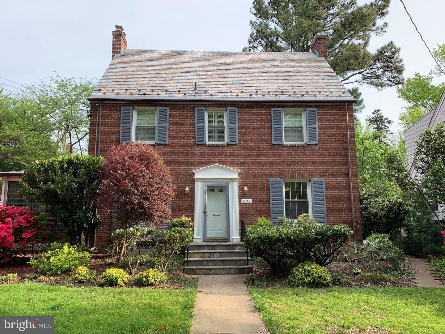Single Family for Sale at 3737 Chesapeake St NW Washington, District Of Columbia 20016 United States