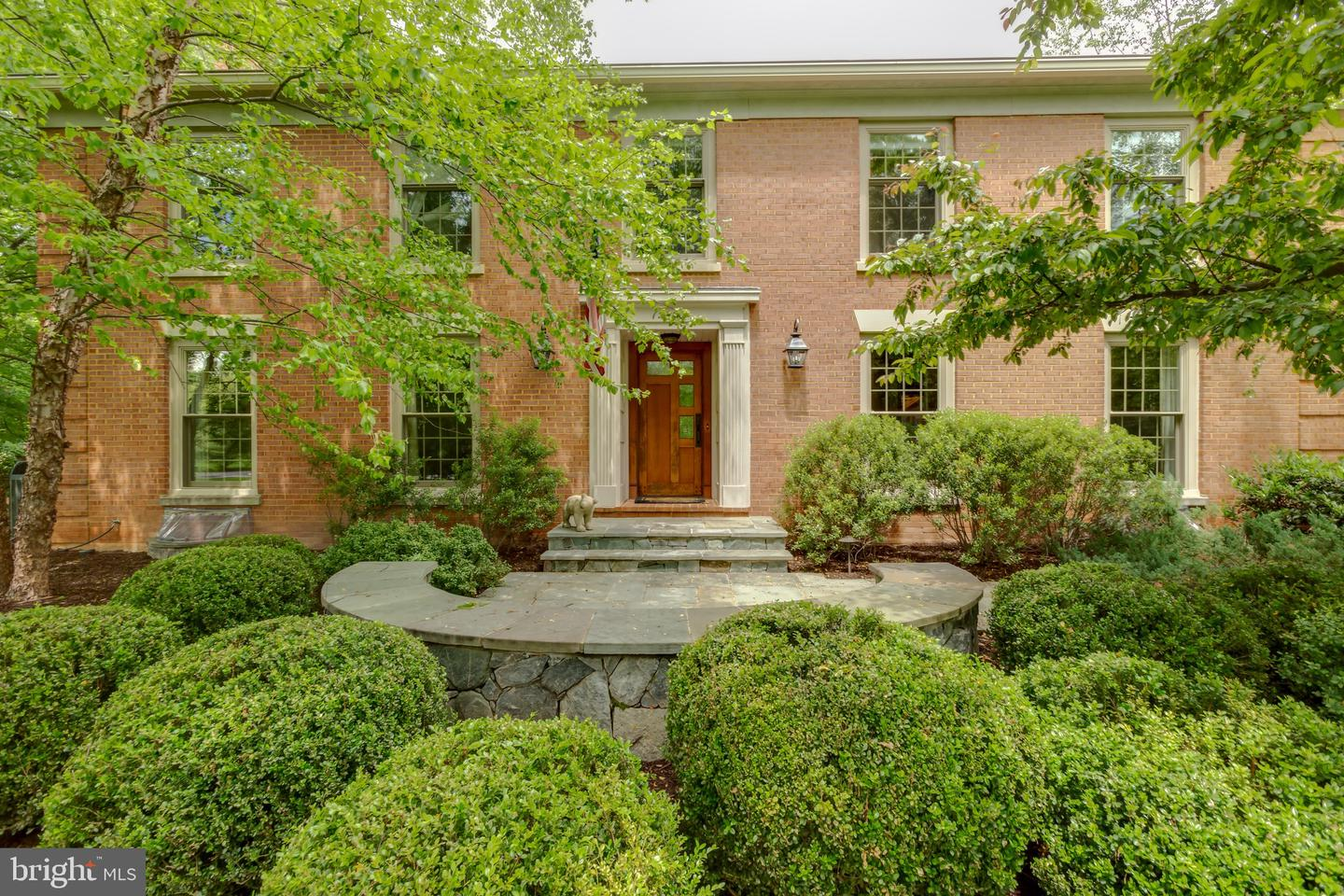 Single Family for Sale at 12400 Beall Spring Rd 12400 Beall Spring Rd Potomac, Maryland 20854 United States