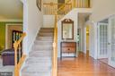 Foyer - 15612 NEATH DR, WOODBRIDGE