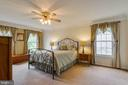 Master Bedroom - 15612 NEATH DR, WOODBRIDGE