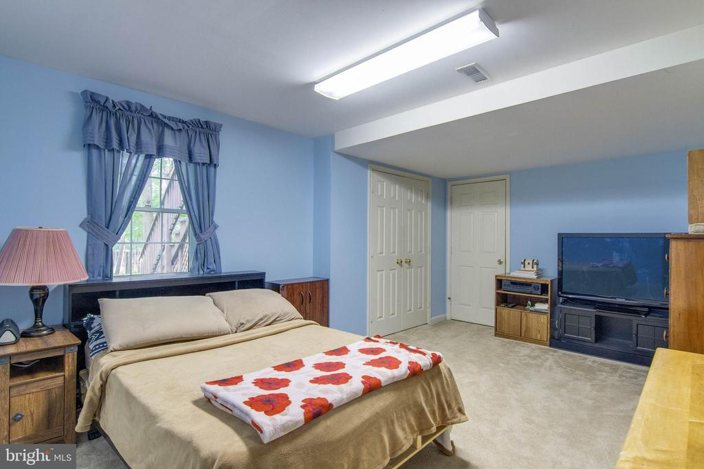 Basement 5th Bedroom - 15612 NEATH DR, WOODBRIDGE