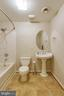 Basement 3rd Full Bath - 15612 NEATH DR, WOODBRIDGE