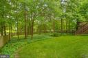 Backyard - 15612 NEATH DR, WOODBRIDGE