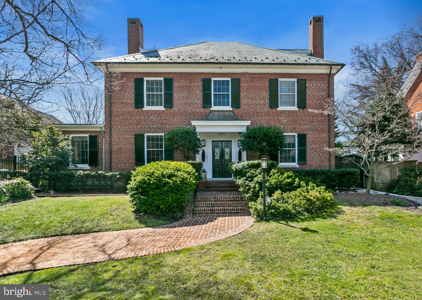 Single Family for Sale at 3120 Woodley Rd NW 3120 Woodley Rd NW Washington, District Of Columbia 20008 United States