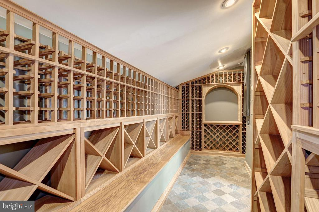 Climate Controlled Wine Cellar - 3329 PROSPECT ST NW #6, WASHINGTON