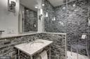 His Bathroom - 3026 P ST NW, WASHINGTON
