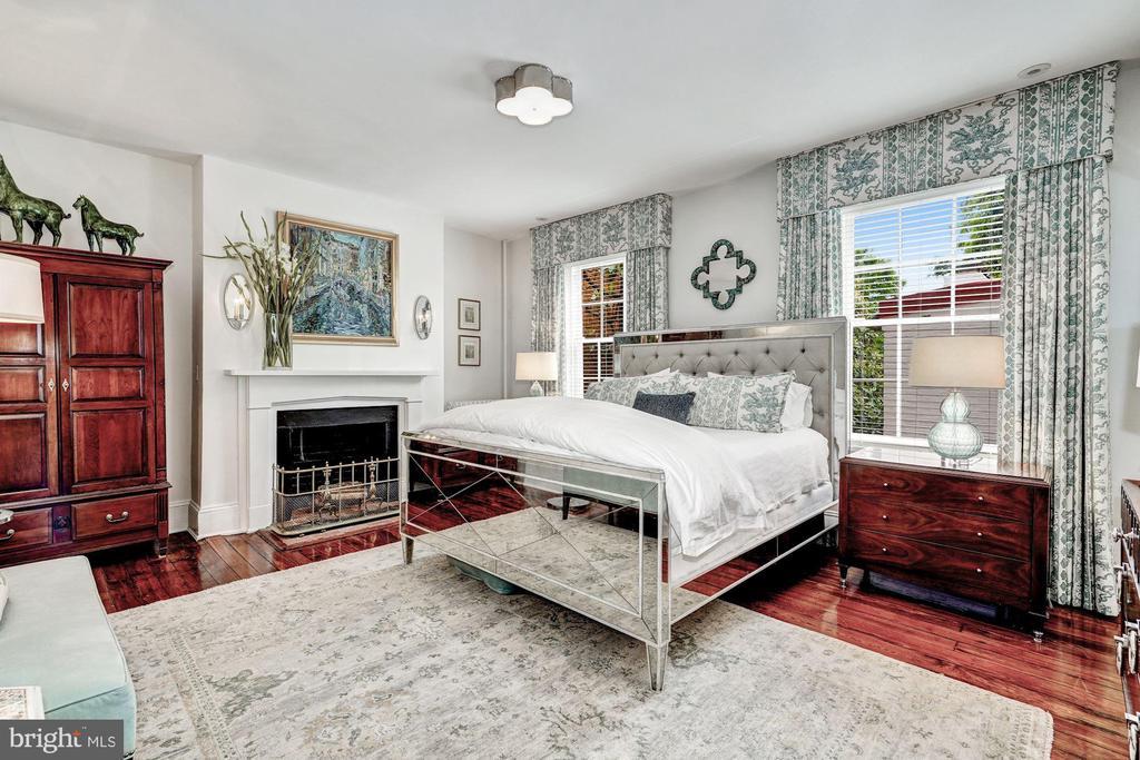 Master Bedroom - 3026 P ST NW, WASHINGTON