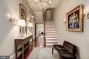 Foyer - 3026 P ST NW, WASHINGTON