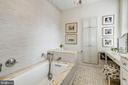 Her Bathroom - 3026 P ST NW, WASHINGTON