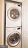 Stacked Washer/Dryer - 2711 BELLFOREST CT #307, VIENNA