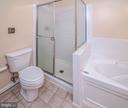Master Bathroom - 2711 BELLFOREST CT #307, VIENNA