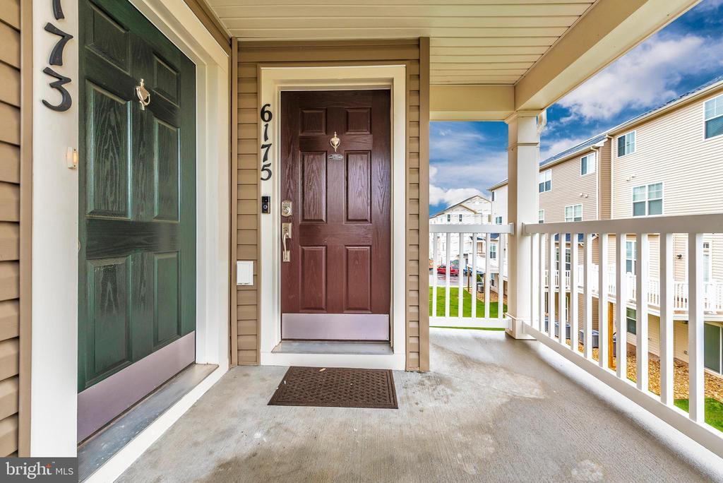 FRONT DOOR - 6175 MARGARITA WAY, FREDERICK