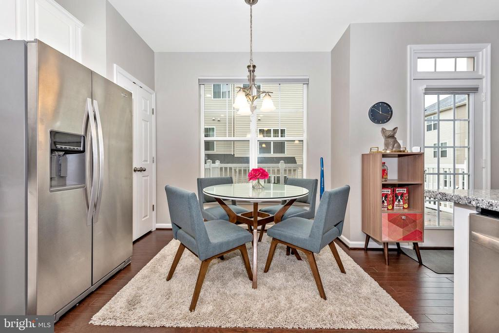 TABLE SPACE VIEW - 6175 MARGARITA WAY, FREDERICK