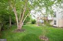 Landscaped Backyard - 15537 ALLAIRE DR, GAINESVILLE