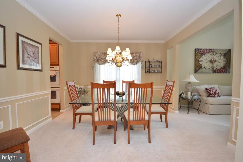 Dining Room - 15537 ALLAIRE DR, GAINESVILLE