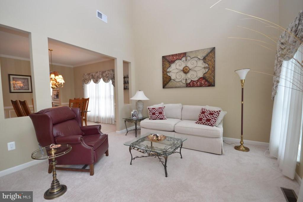 Living Room - 15537 ALLAIRE DR, GAINESVILLE
