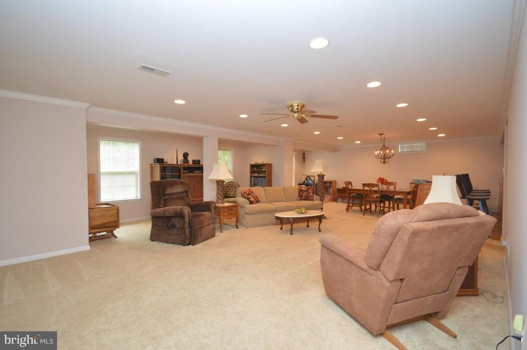 Recreation Room - 15537 ALLAIRE DR, GAINESVILLE