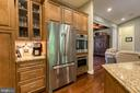Stainless Steel Bosch Appliances - 1249 POPLAR RD, STAFFORD