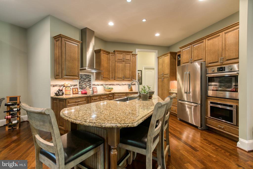 Kitchen - 1249 POPLAR RD, STAFFORD