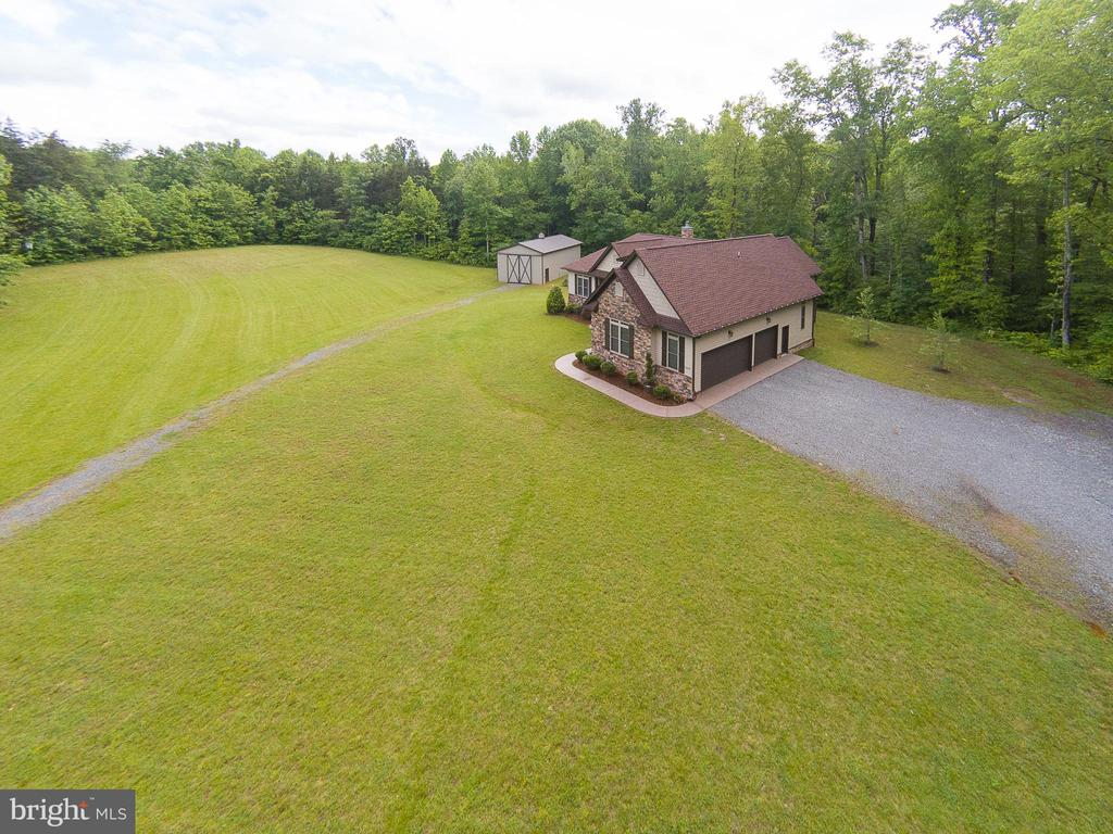 Aerial View of Property - 1249 POPLAR RD, STAFFORD