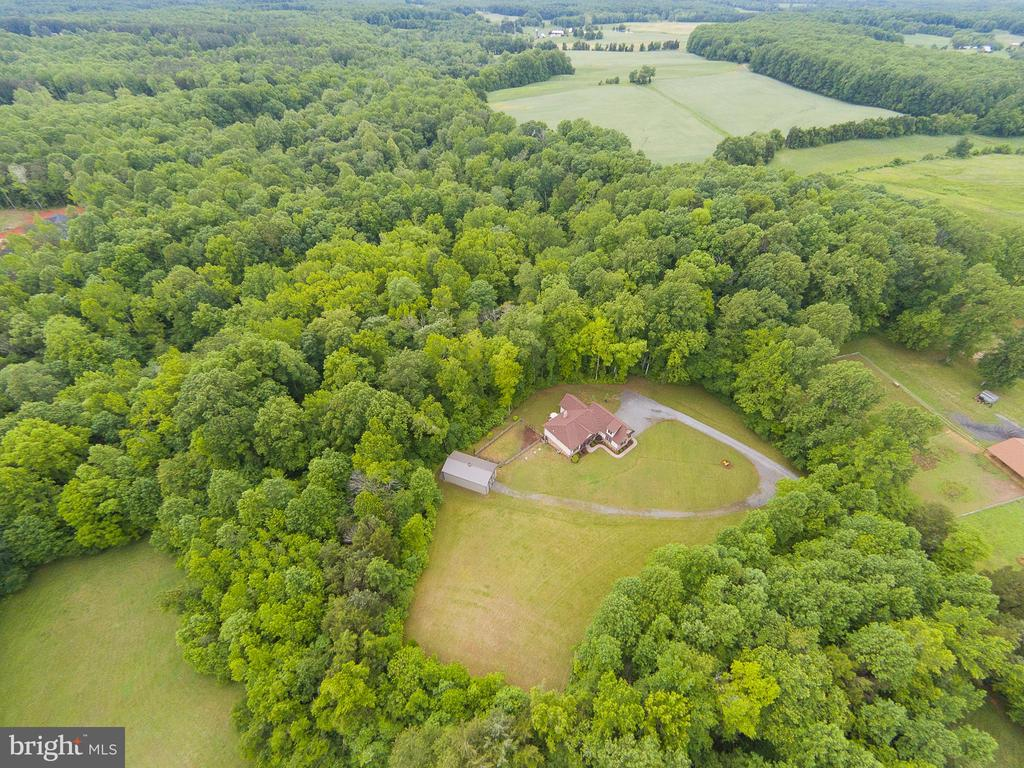 Aerial View of Property - 1249 POPLAR RD, STAFFORD
