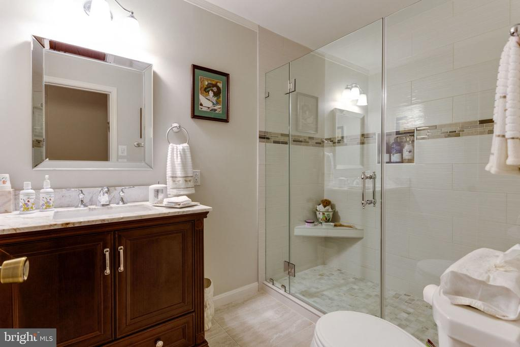 $28,000 fully renovated bathroom - 3908 BELLE RIVE TER, ALEXANDRIA