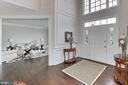 Foyer - 43409 BLANTYRE CT, ASHBURN