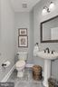 Half Bath - 43409 BLANTYRE CT, ASHBURN
