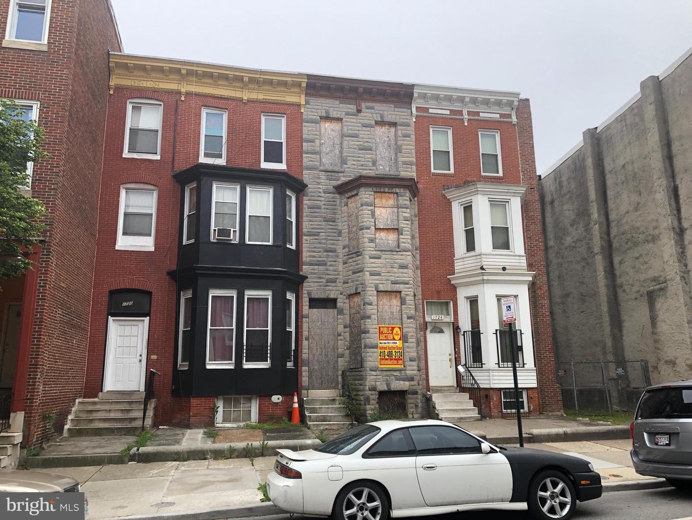 1722 MCCULLOH Street  Baltimore, Maryland 21217 Estados Unidos