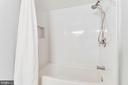 Lower level full bathroom - 4900 16TH ST N, ARLINGTON